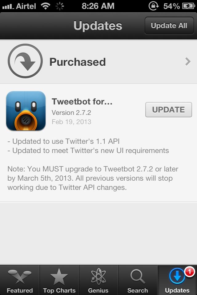 TweetBot Feb 2012