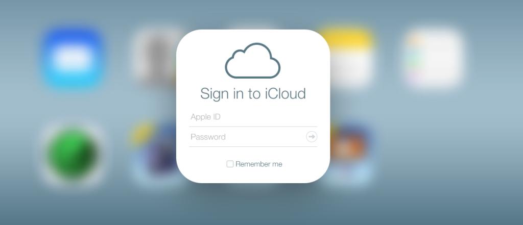 iCloud.com iOS 7